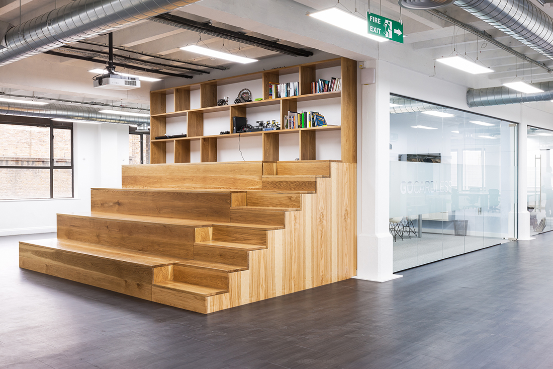 A Peek Inside GoCardless' London Office