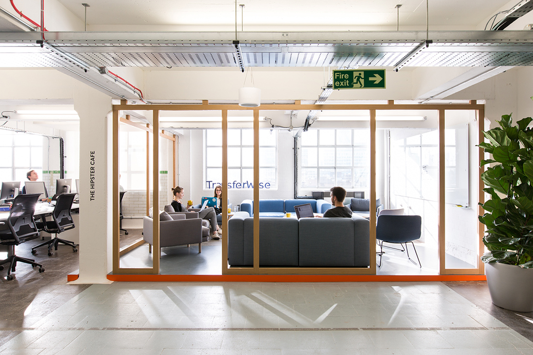 A Tour of TransferWise's New London Office Officelovin'