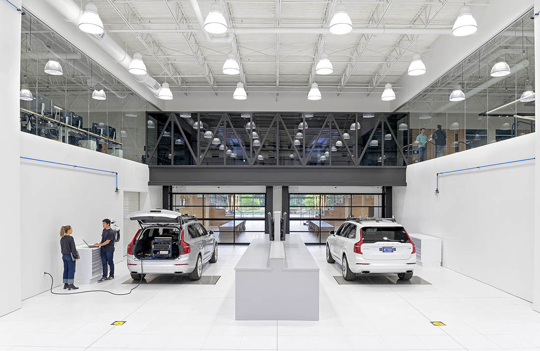 A Tour of Uber's Advanced Technology Center