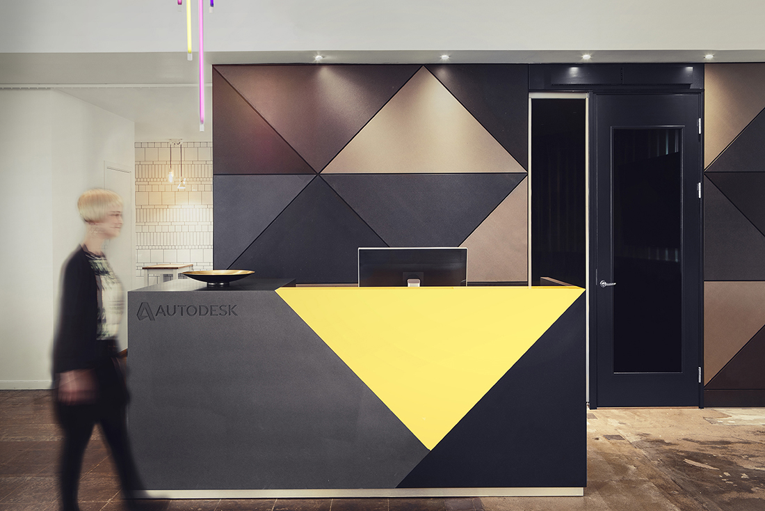A Look Inside Autodesk's New Stockholm Office