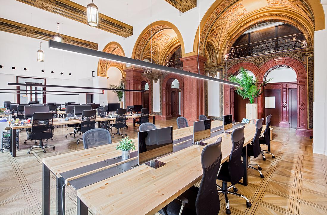 A Look Inside CARTO's Sleek Madrid Office