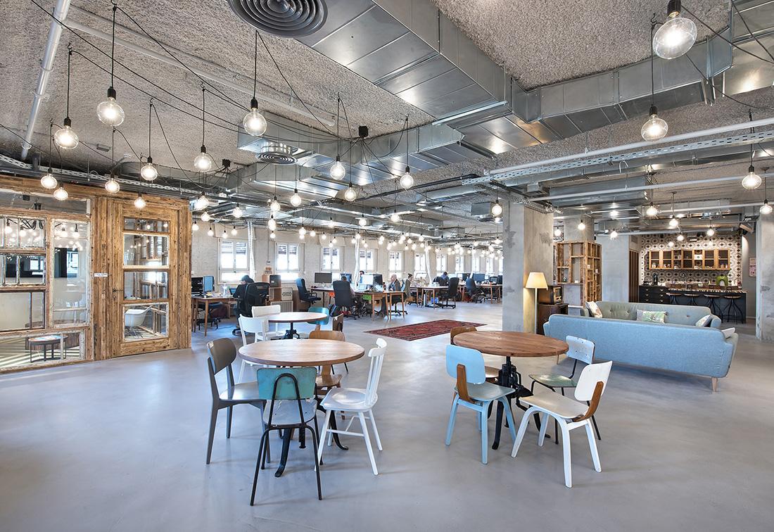 Inside Fiverr's Cool Tel Aviv Headquarters