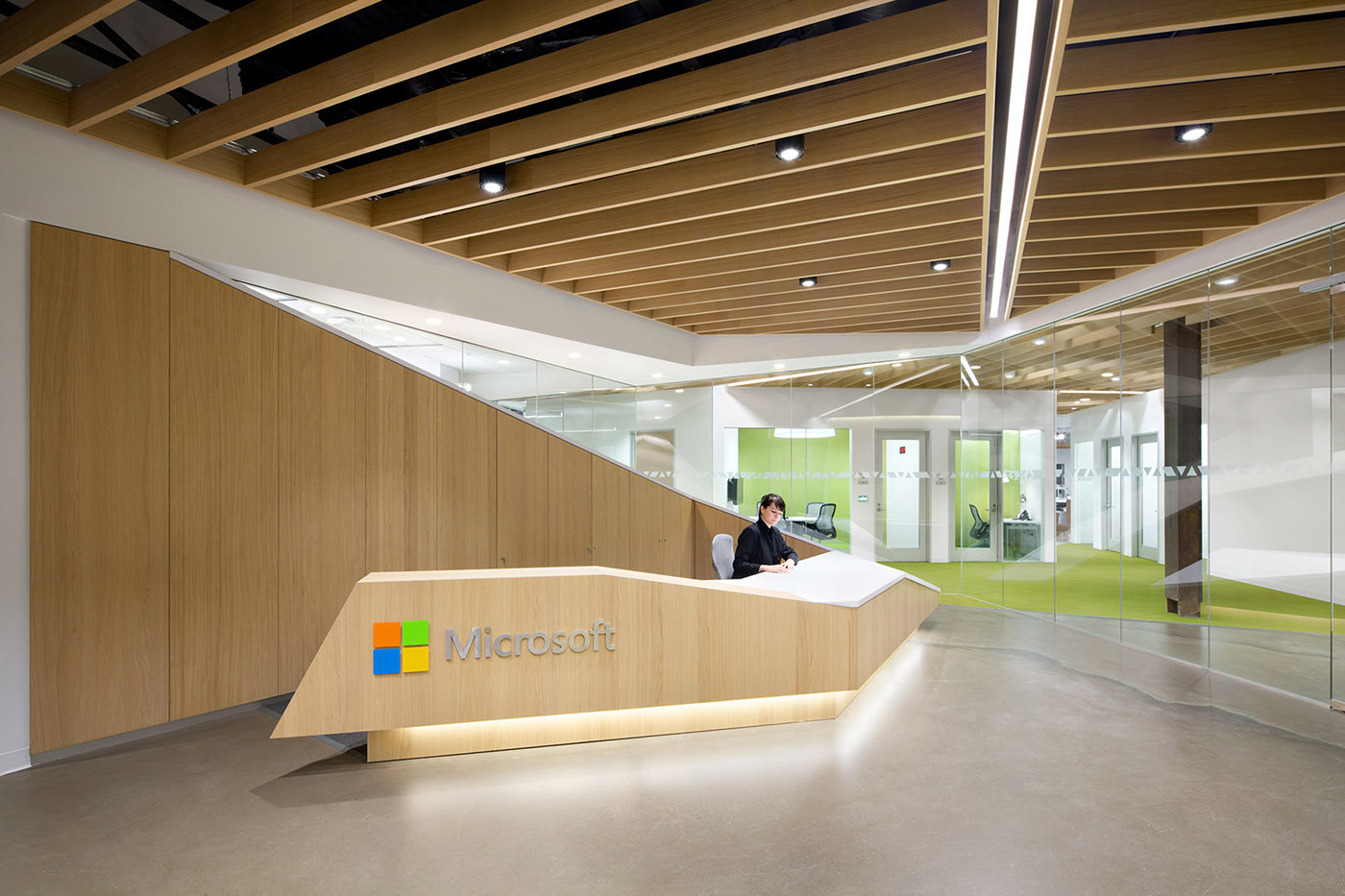 A Tour Of Microsoft S Sleek New Vancouver Office