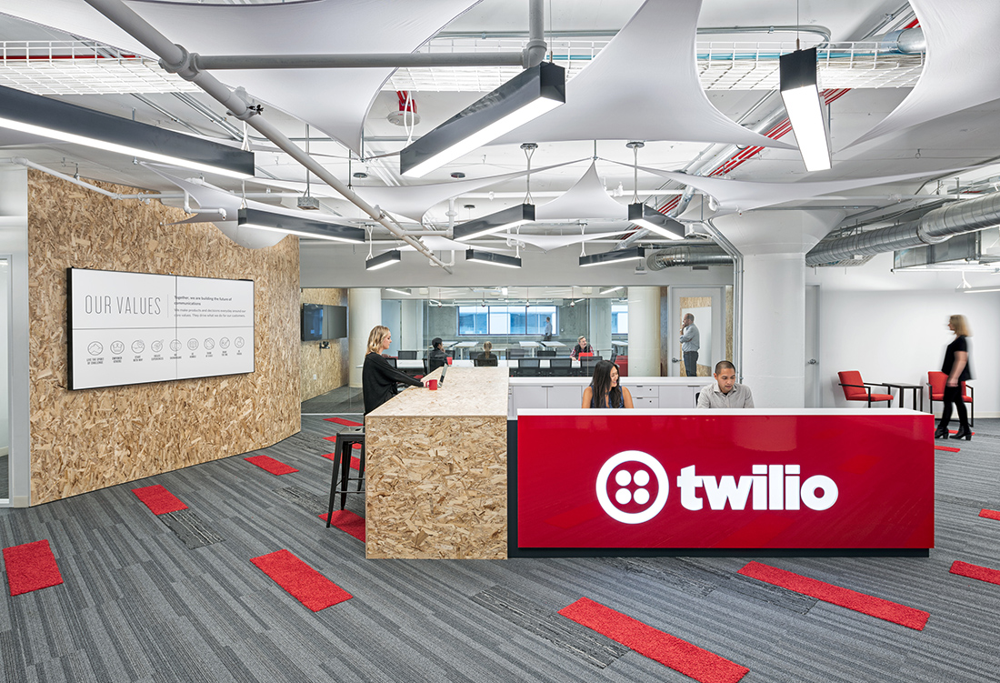 A Tour of Twilio's New San Francisco Headquarters