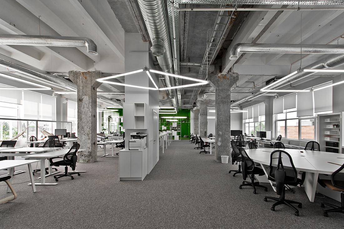 A Tour of Vinted's New Vilnius Office