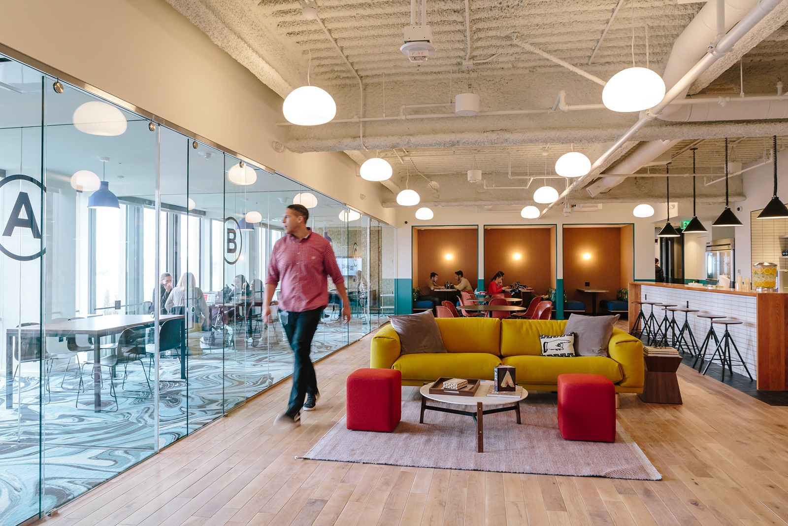 A Tour Of Wework Embarcadero Officelovin
