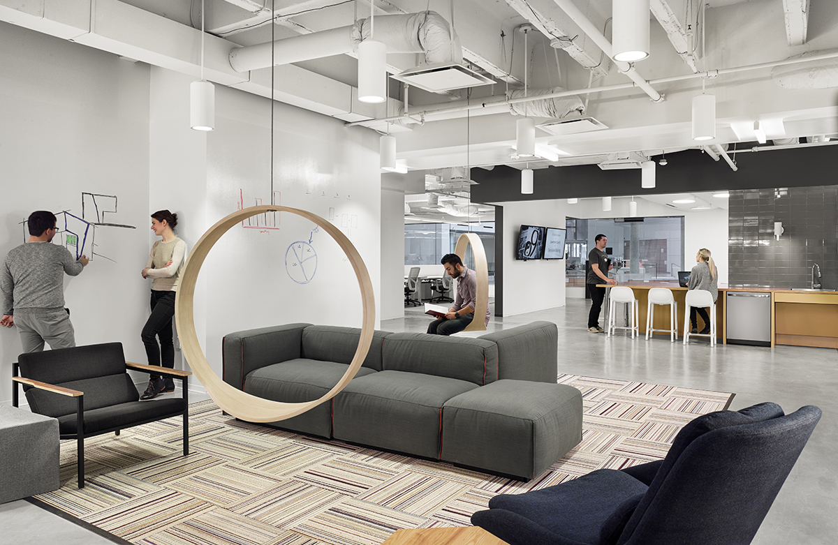 A Tour of o9 Solutions\' New Dallas Office - Officelovin\'