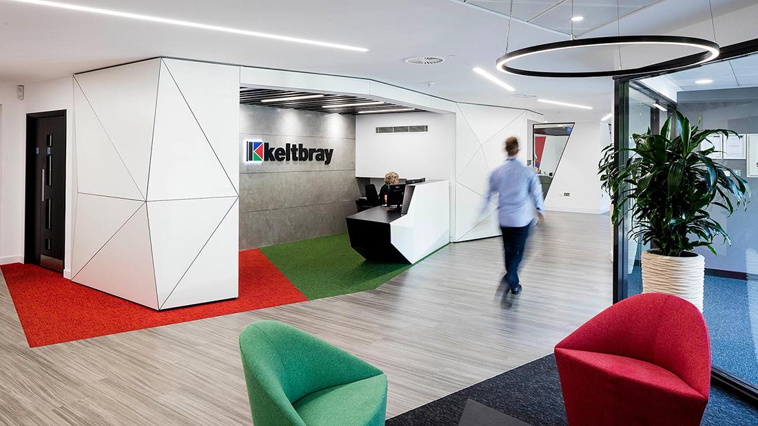 Inside Keltbray's New UK Headquarters