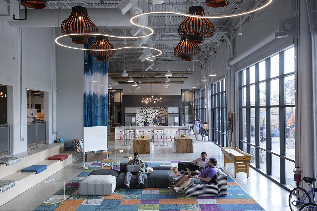 Inside BoomTown's New Charleston Headquarters