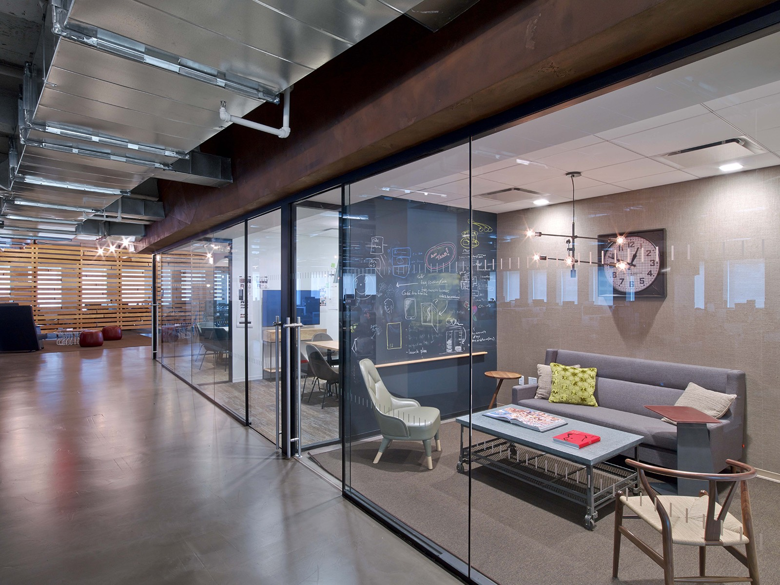 a look inside cond nast entertainment s nyc office