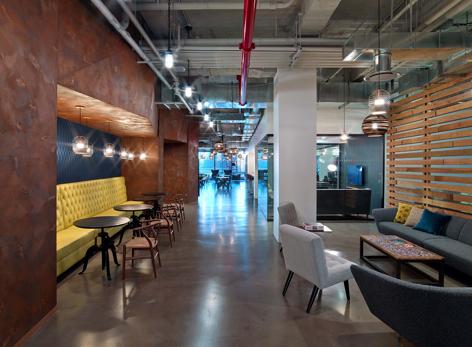 A Look Inside Cond 233 Nast Entertainment S Nyc Office