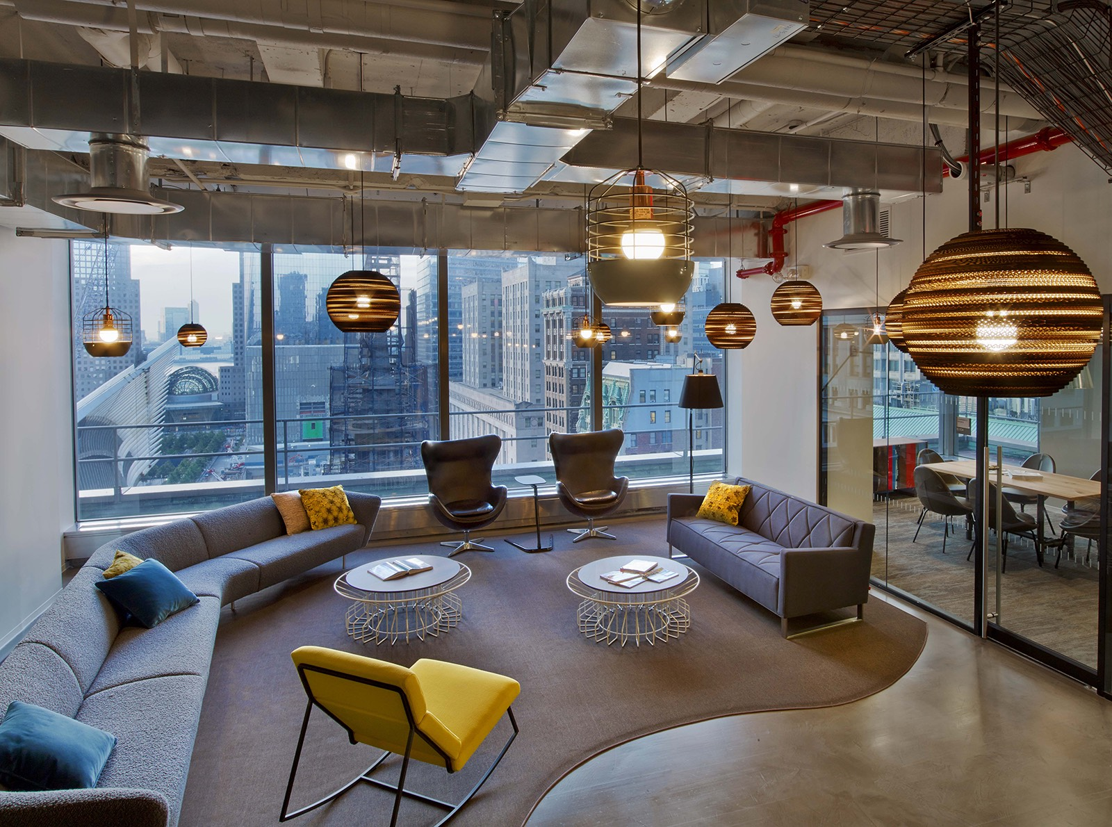 A Look Inside Condé Nast Entertainment S Nyc Office Officelovin