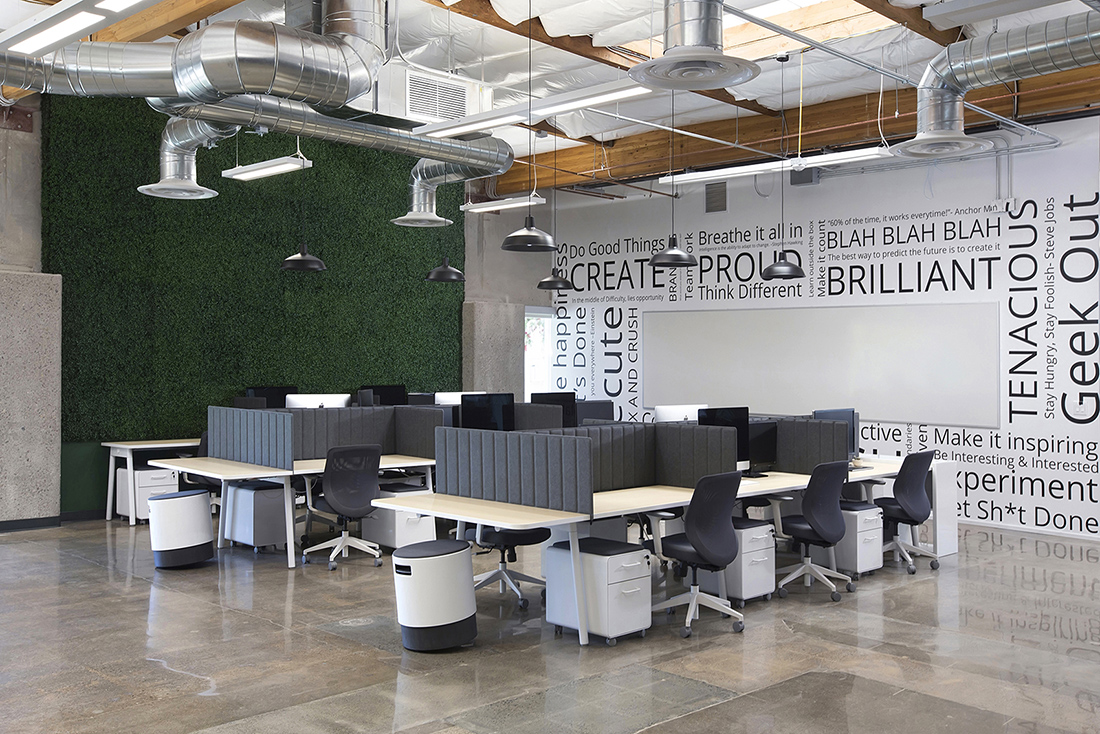 A Look Inside Crush Empire's New San Diego Office