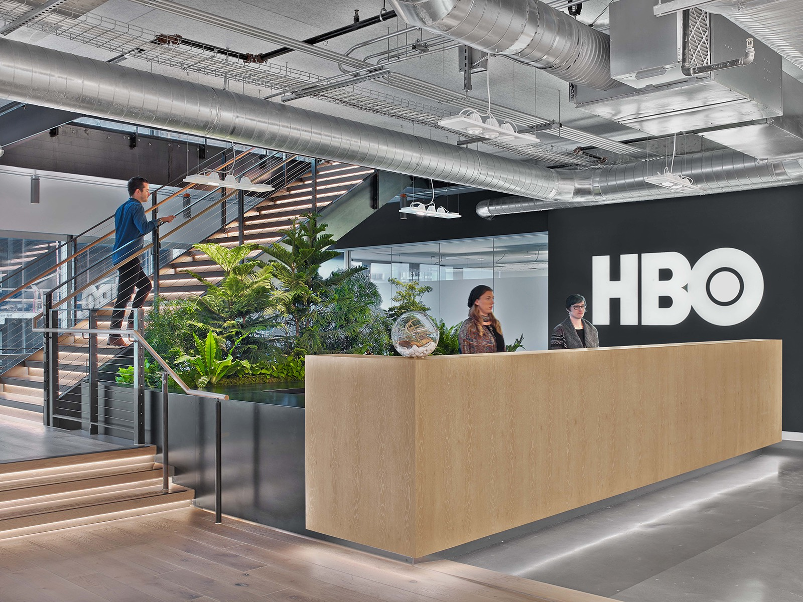 A Tour Of HBO S Cool New Seattle Office Officelovin 39