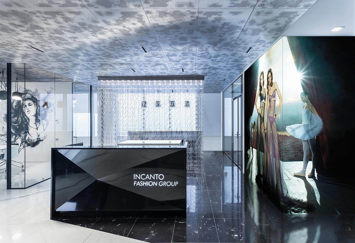 Inside Incanto's Elegant Moscow Office