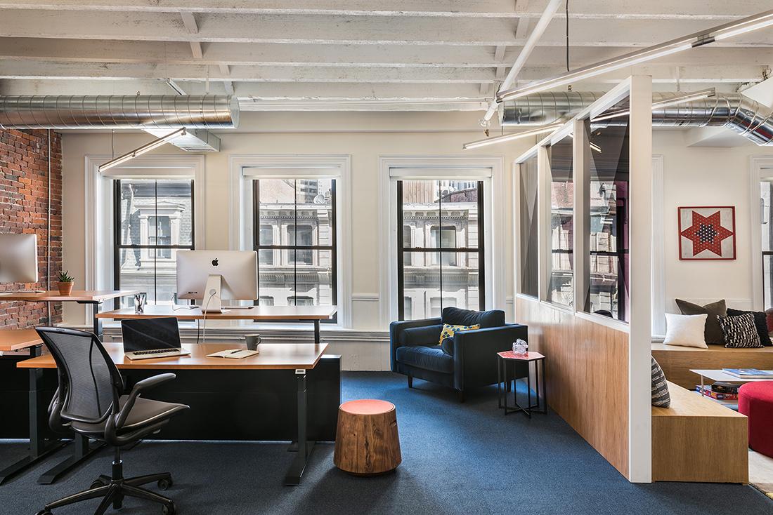 Inside Metromile's New Boston Office
