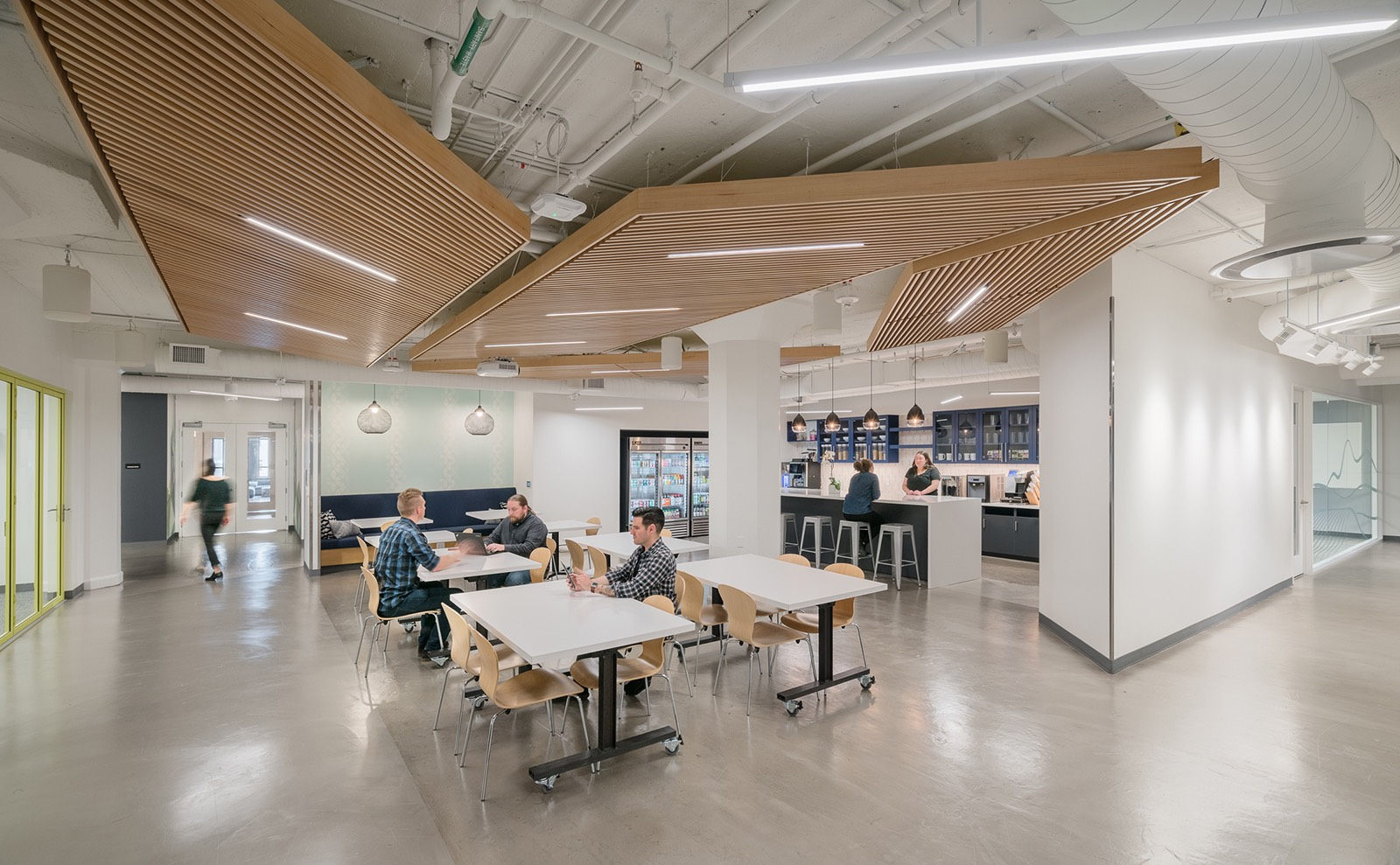A Tour Of Microsoft Rsquo S New San Francisco Office Expansion