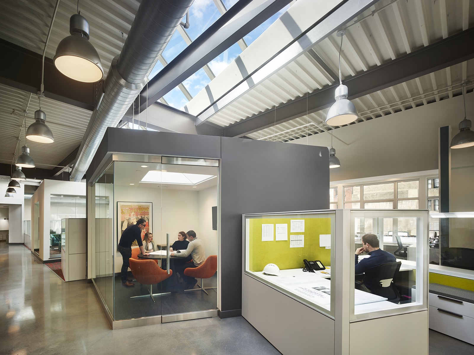 Inside Pearl Properties New Philadelphia Office
