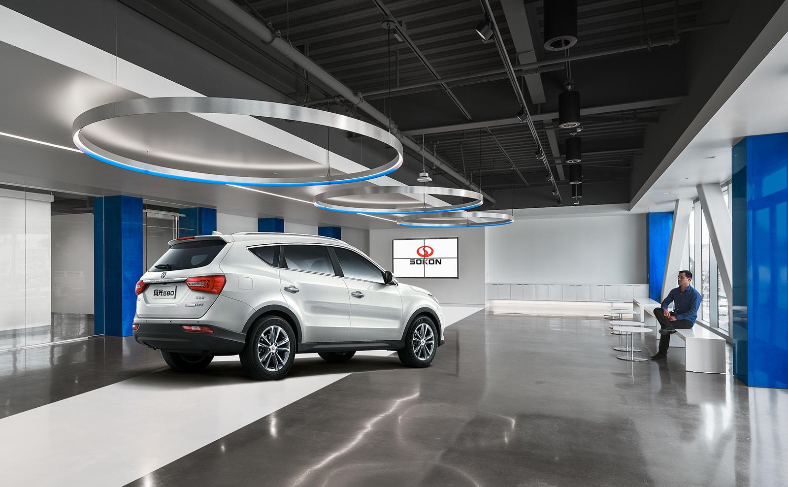inside sokon sf motors new santa clara headquarters officelovin 39. Black Bedroom Furniture Sets. Home Design Ideas