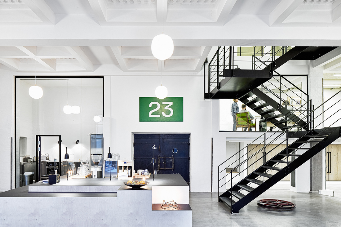 Inside TwentyThree's Sleek Copenhagen Office