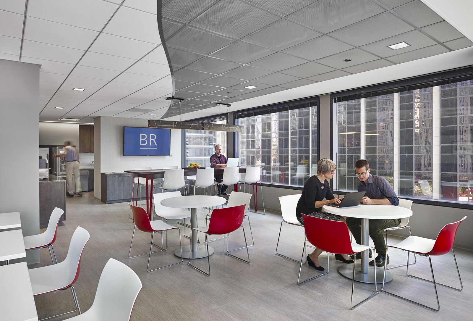 Inside Butler Rubin Saltarelli & Boyd's Chicago Office