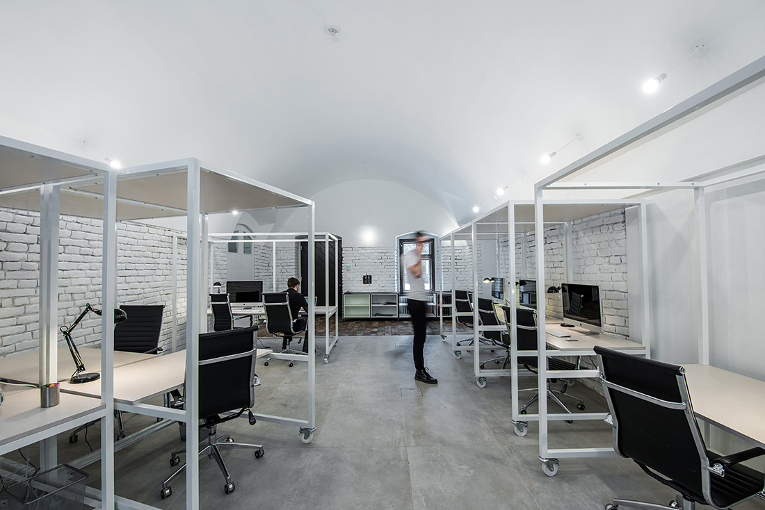A Tour of Vault 42's Coworking Space