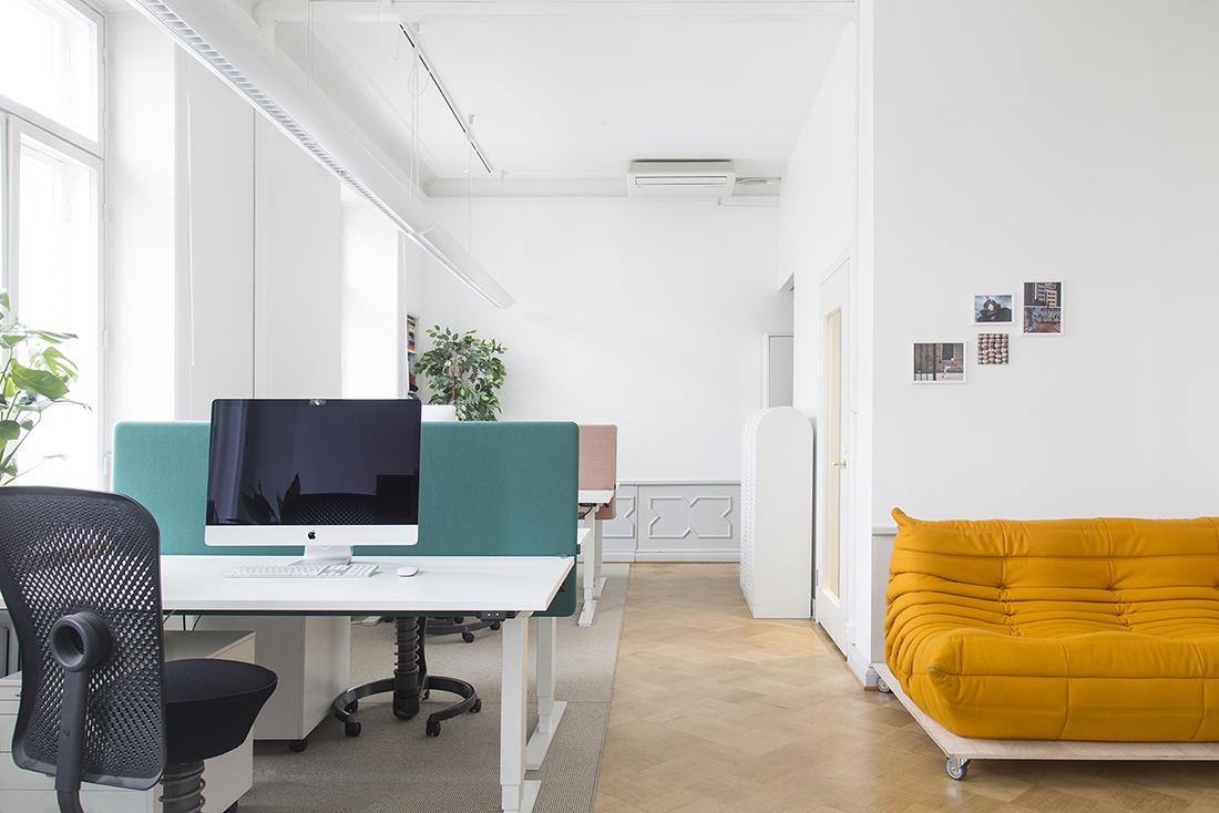 Inside BBO's Minimalist Helsinki Office