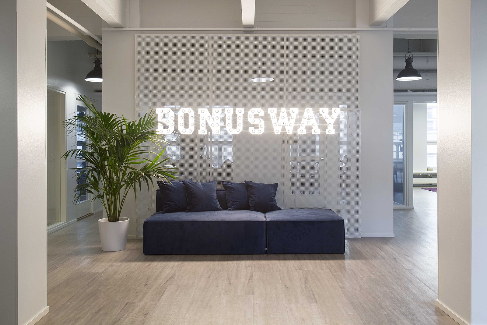 Inside Bonusway S New Helsinki Office Officelovin