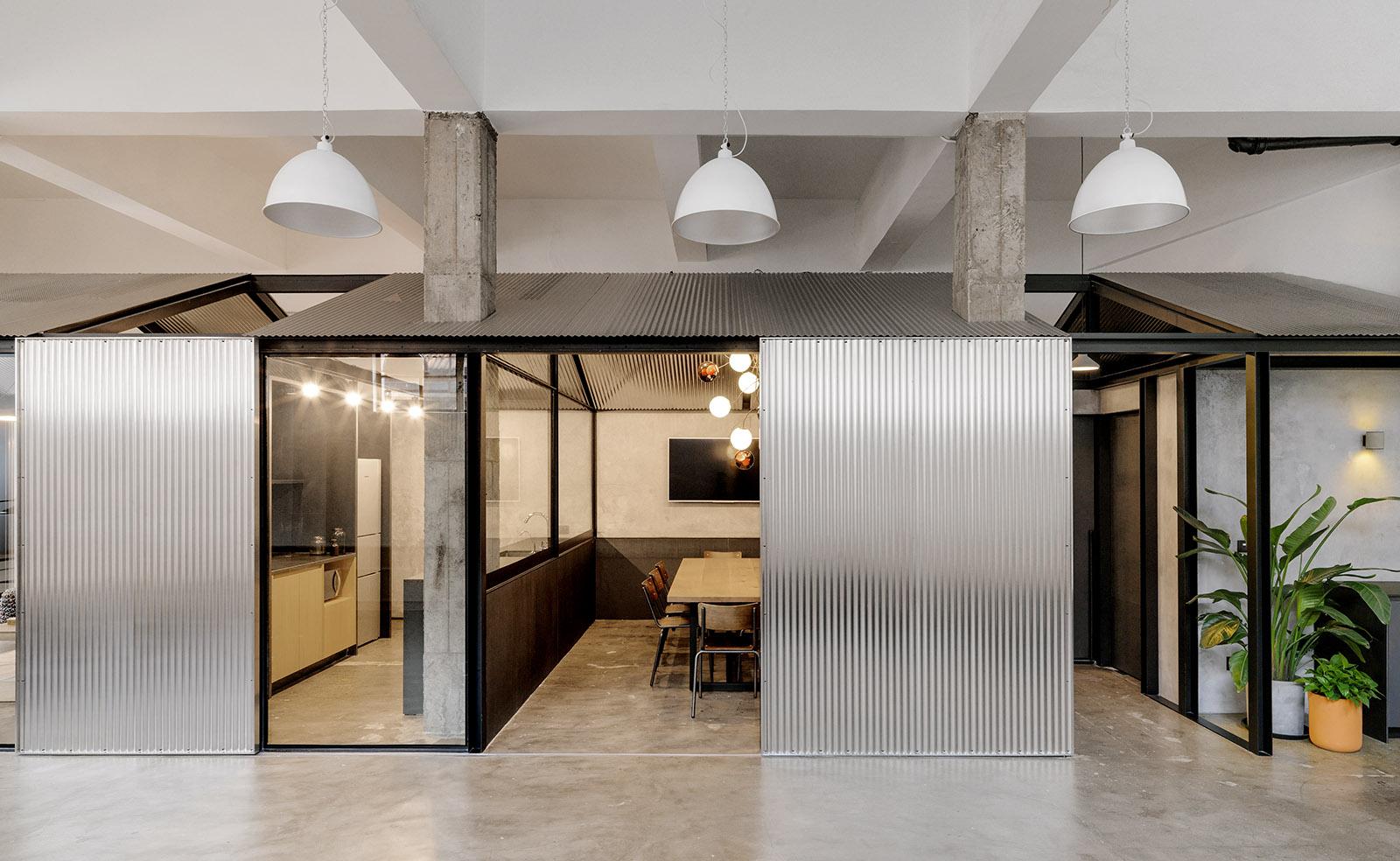 A Tour Of Herschel Supply S New Shanghai Office Officelovin