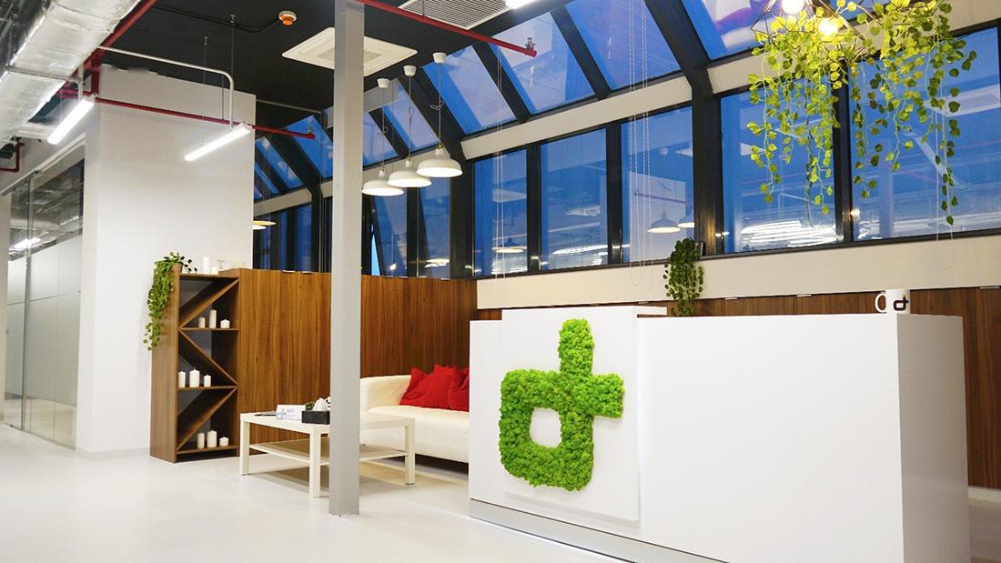 Inside Dalberry's Minimalist New Bucharest Office