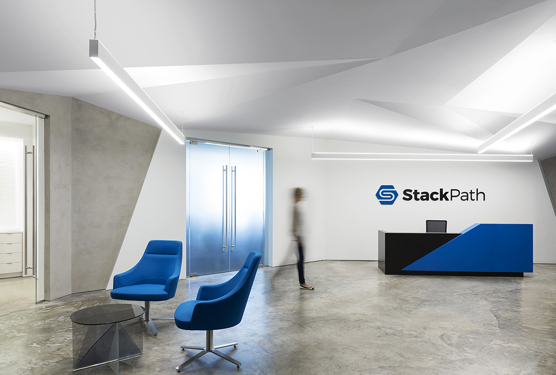 A Tour of StackPath's Minimalist Dallas Office