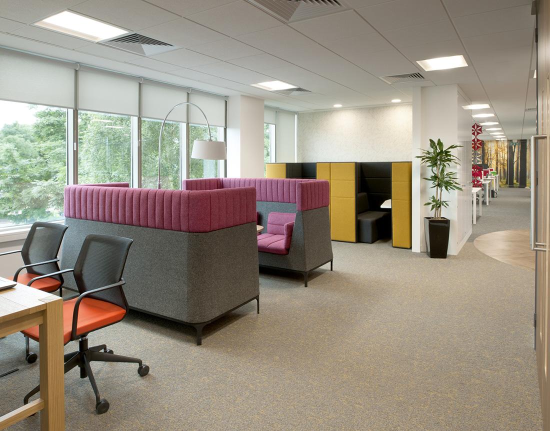 Inside SUEZ's New Maidenhead Office