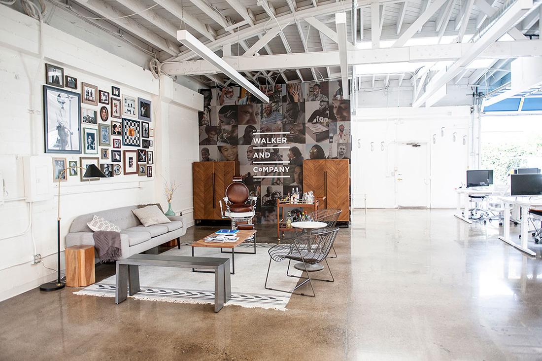 office design company. A Peek Inside Walker \u0026 Company\u0027s Palo Alto Office Design Company H