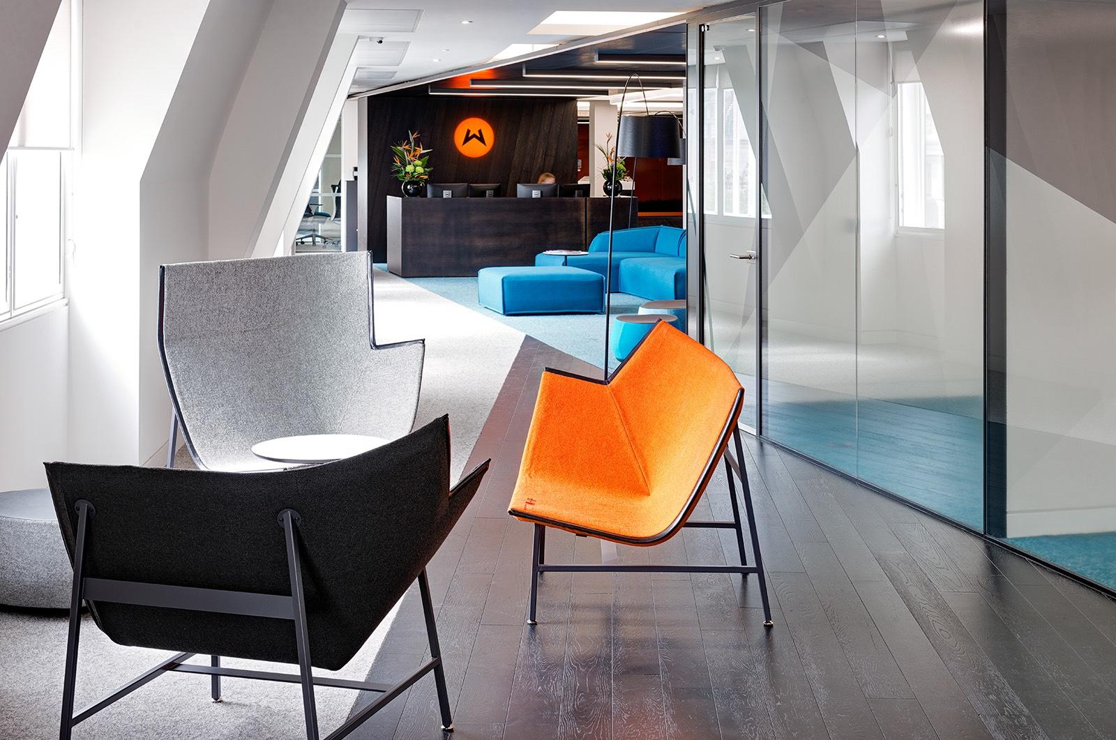 Inside Wasserman S New London Headquarters Officelovin