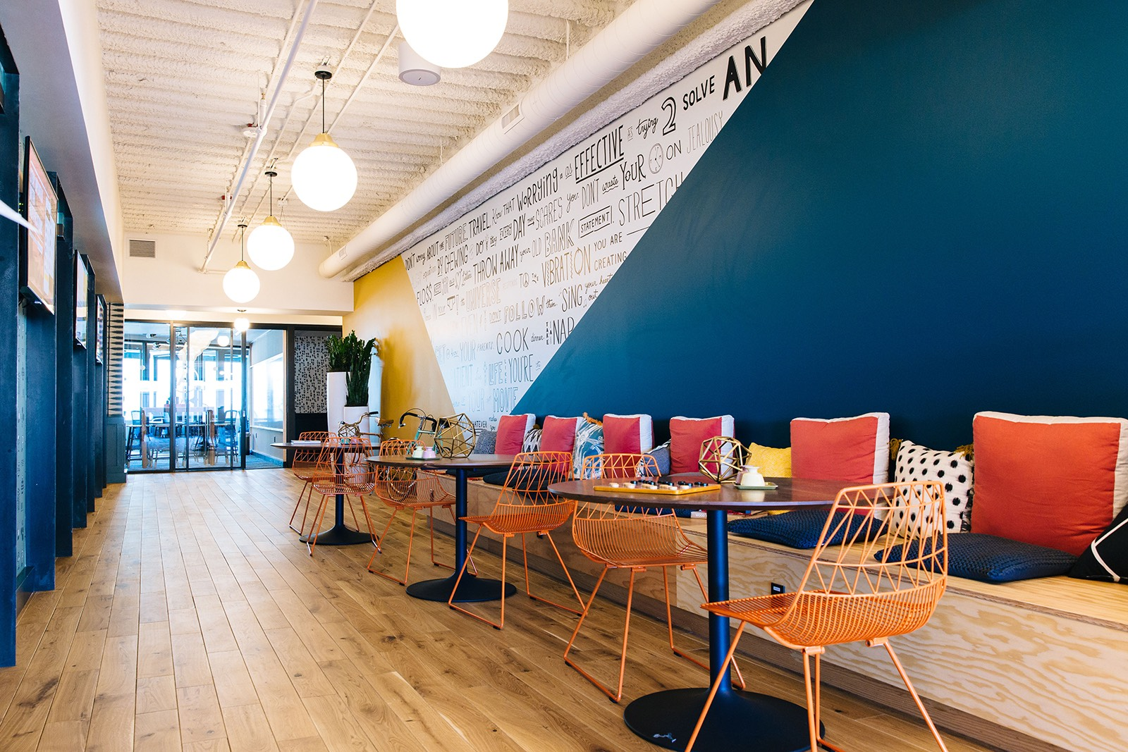 A Tour Of Wework Westlake Tower Officelovin 39