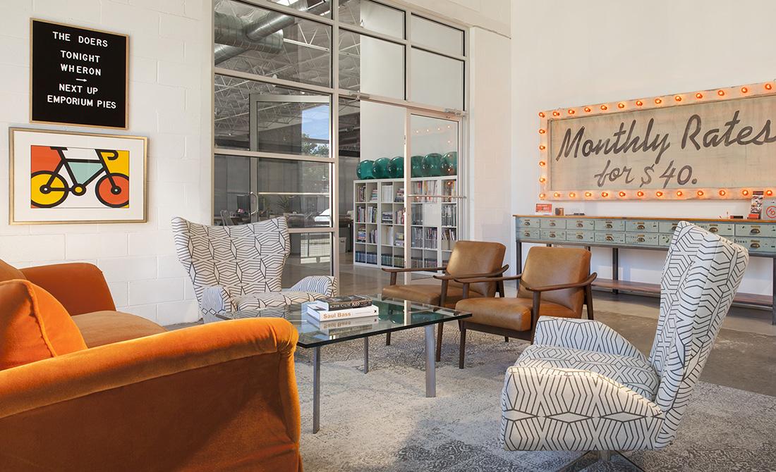 A Peek Inside HOWDO's New Dallas Workspace