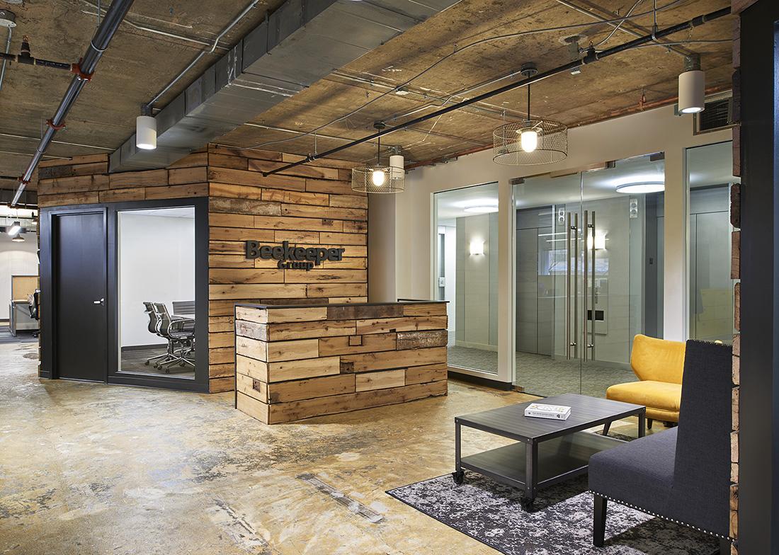 Inside Beekeeper Group's Cool Washington D.C. Office