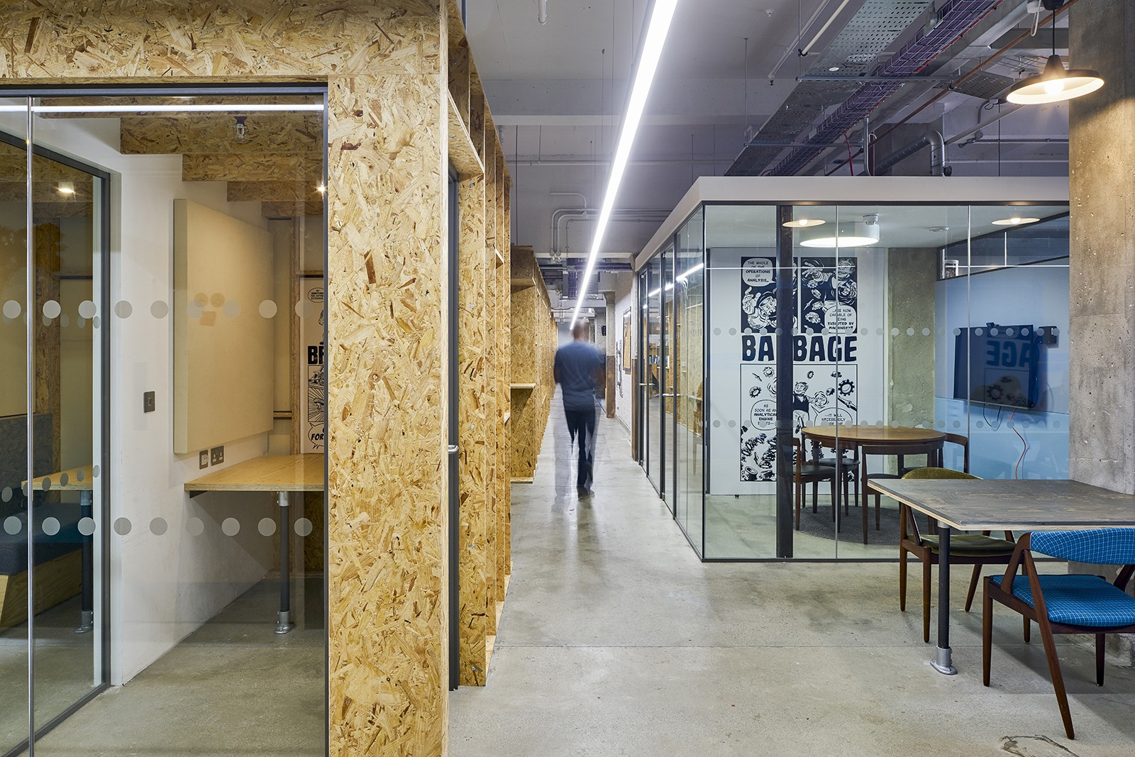 A Tour Of Cloudflare S Cool New London Office Officelovin
