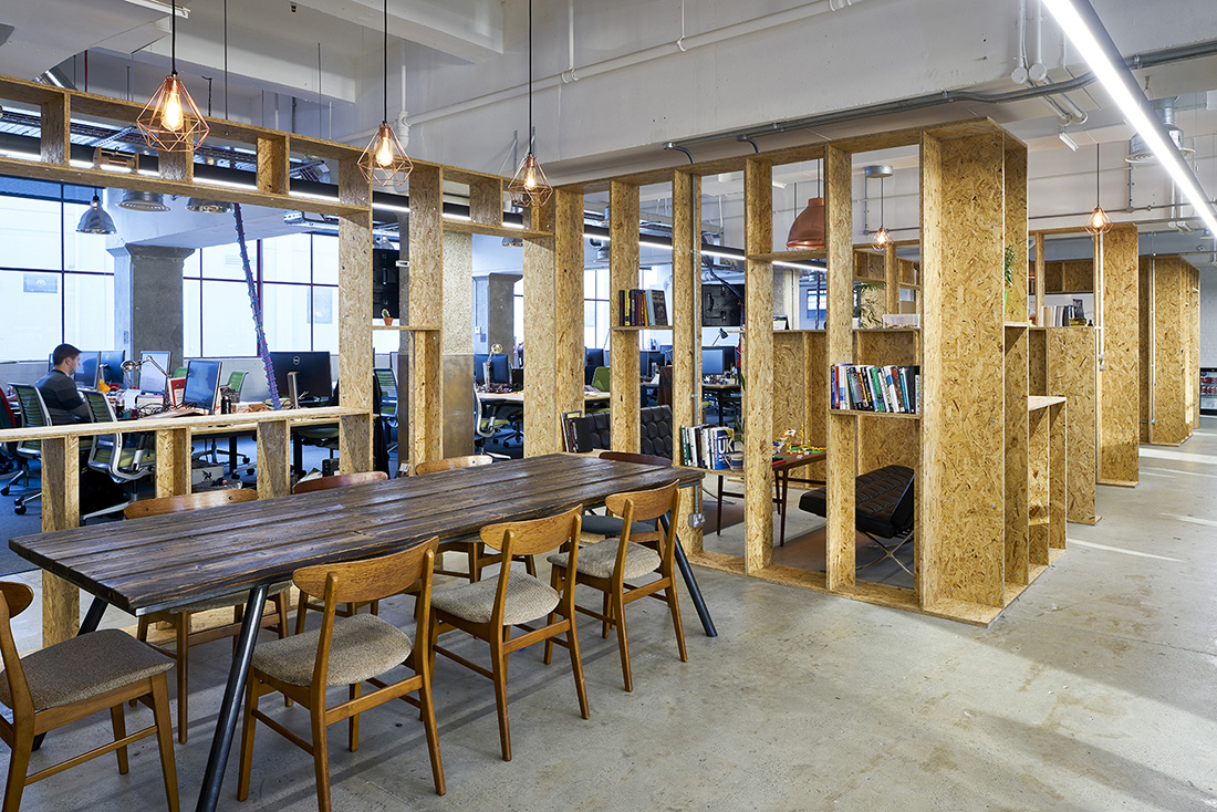 A Tour of Cloudflare's Cool New London Office