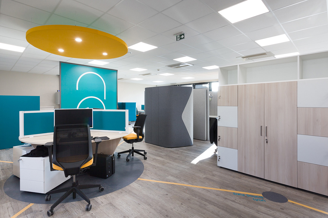 A Look Inside Cojecom's New Lyon Office