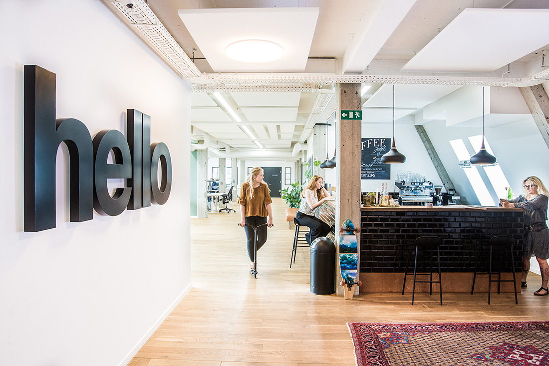 An Inside Look at Hello Group's Hip Copenhagen Office