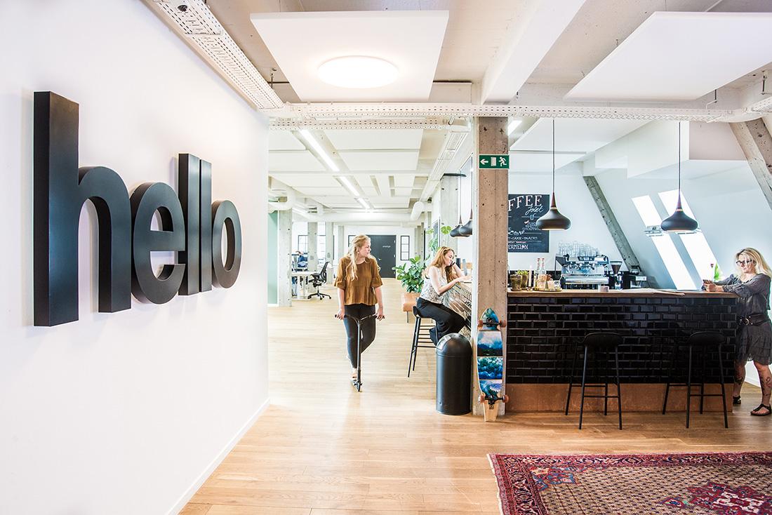 An Inside Look at Hello Group's Hip Copenhagen Office