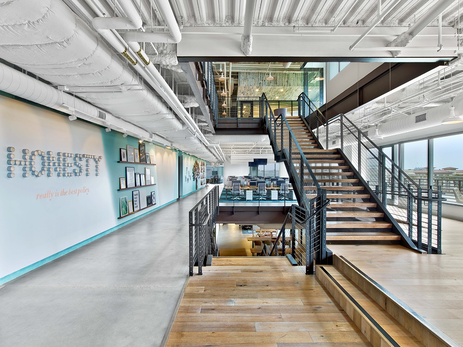A tour of the honest company s cool los angeles for Innovation firm los angeles