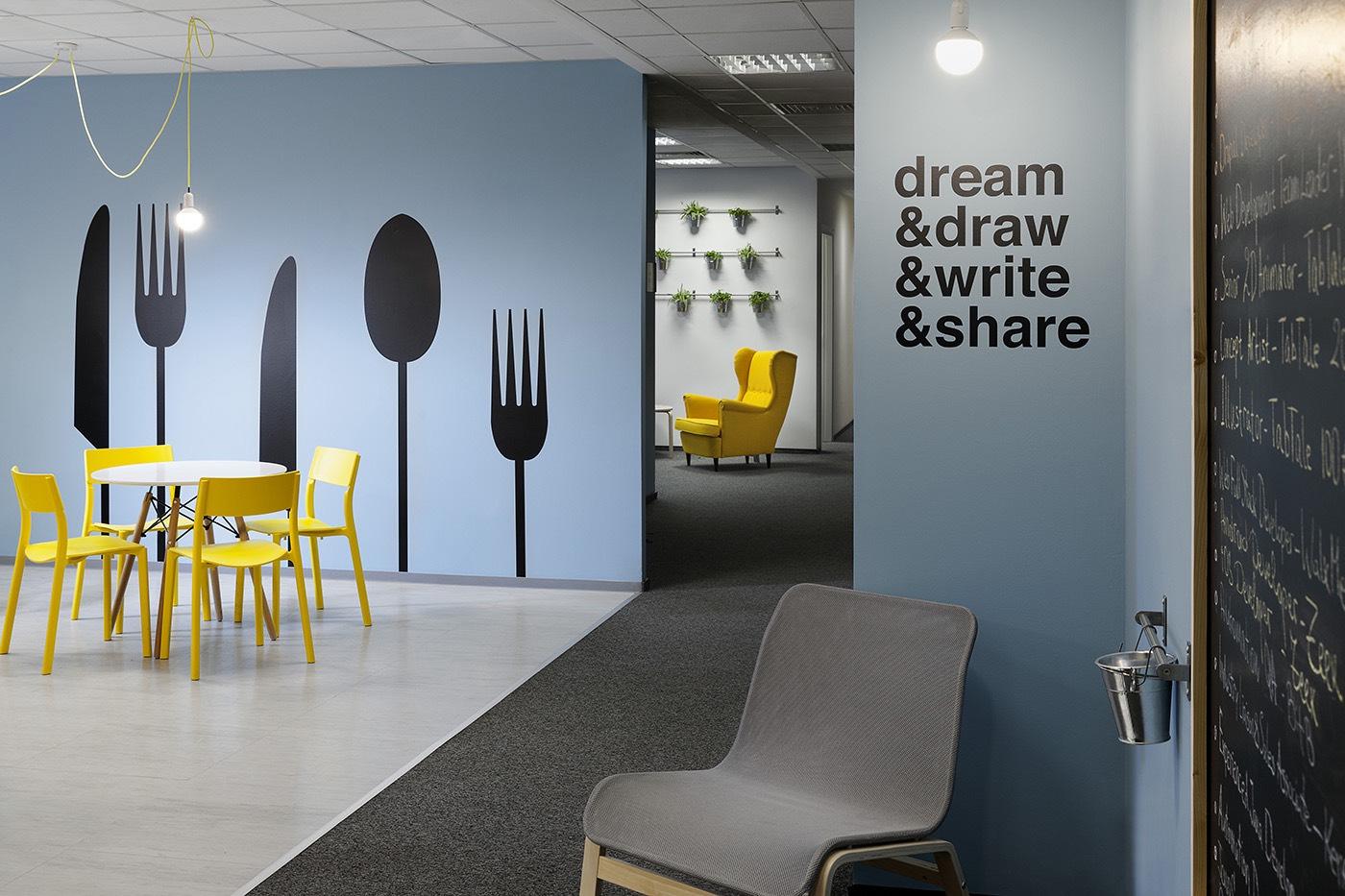 Inside matrix global s new sofia office officelovin 39 for It company interior