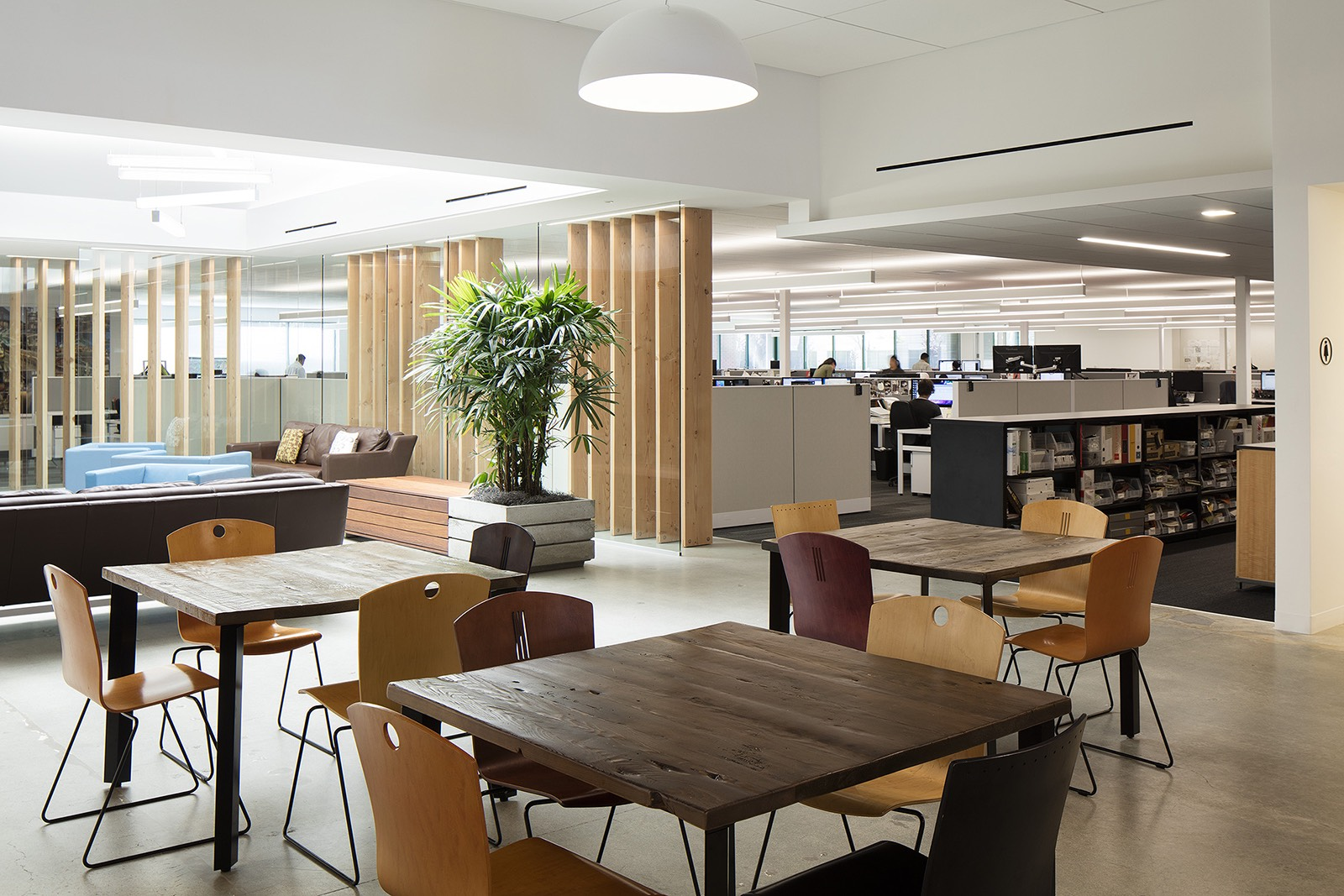 Inside Mbh Architects New Alameda Office Officelovin