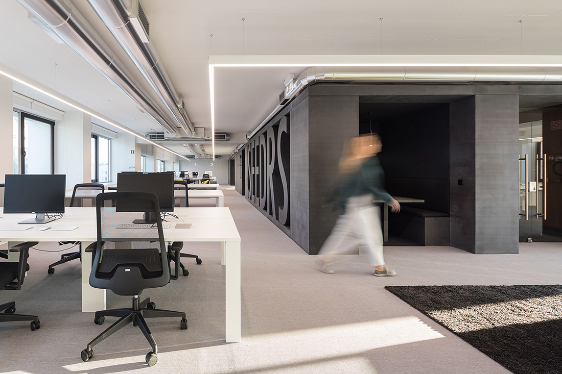 A Tour of Seedrs' Elegant New Lisbon Office