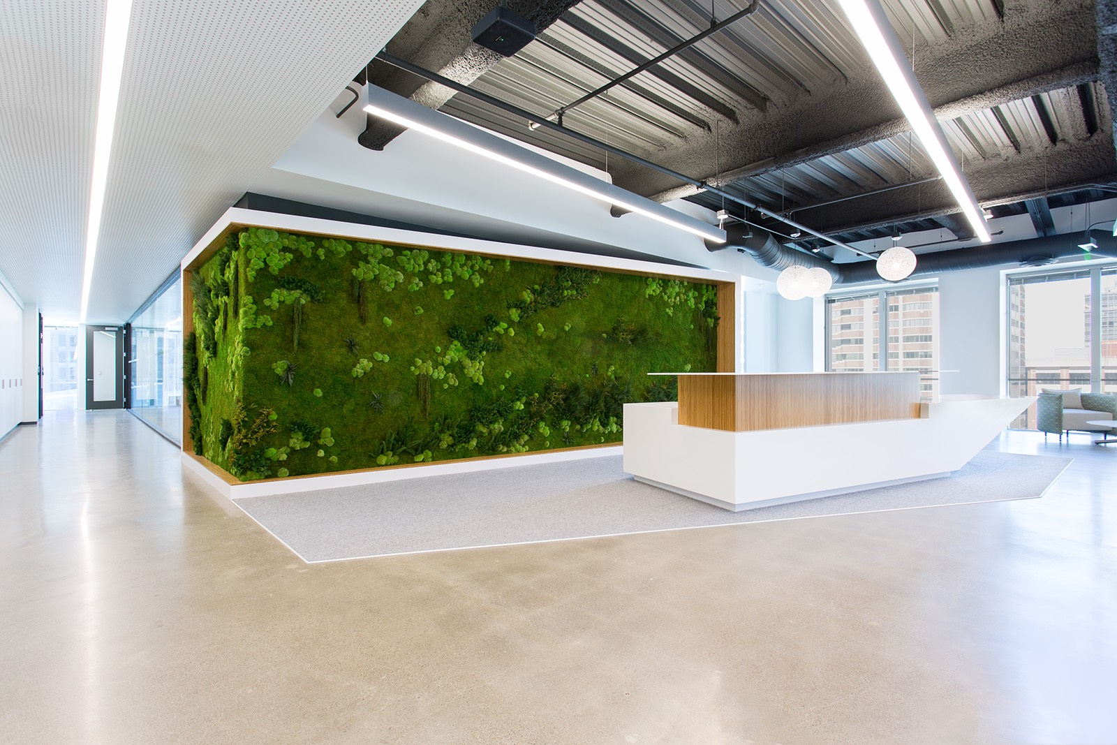 A tour of wearable technology company offices in san for Tech company office design