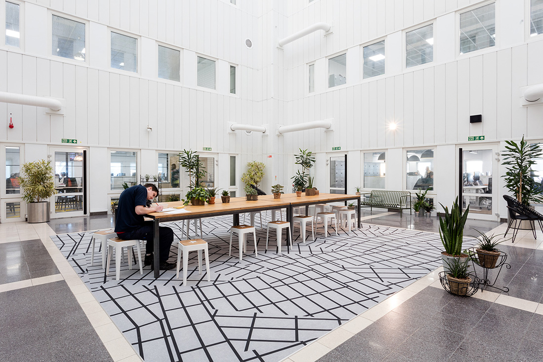 A Look Inside Time Inc. UK's Office