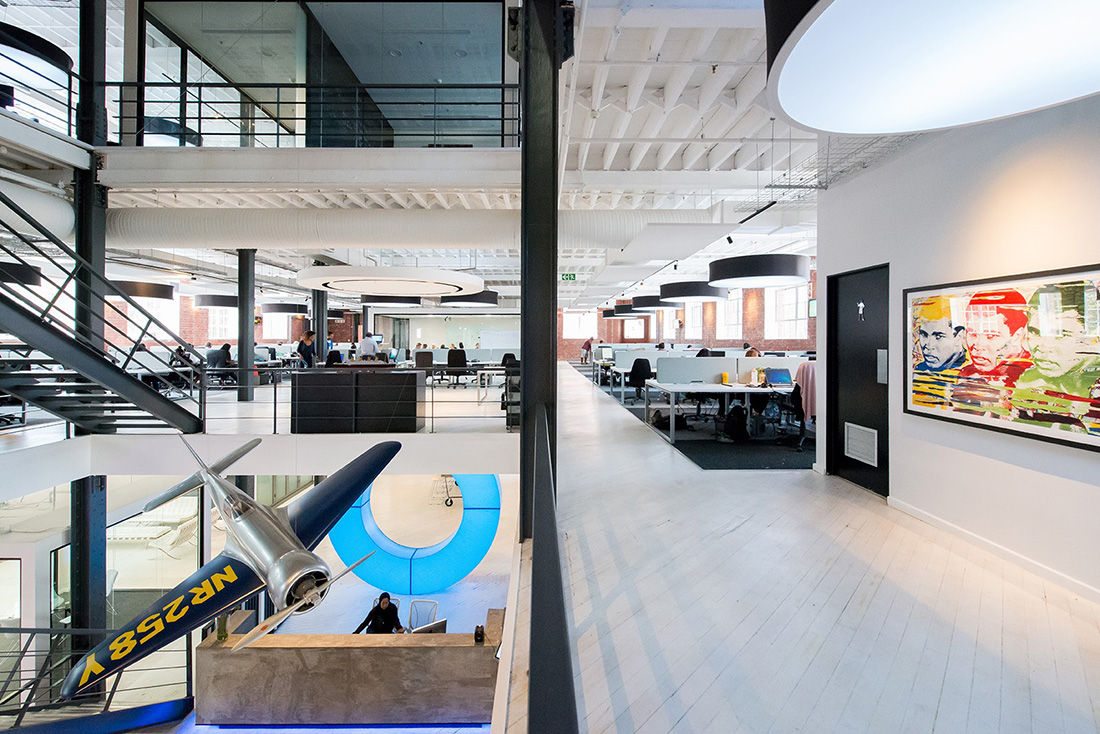 Inside Travelstart's New Cape Town Headquarters