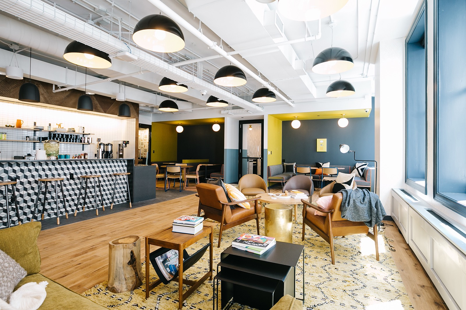 A Tour Of Wework National Building Officelovin